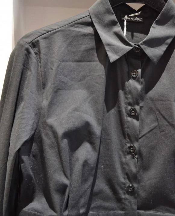 Camisa básica larga