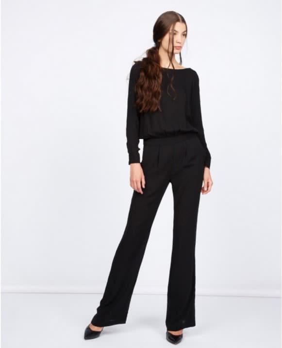 Mono suit guillermina, negro