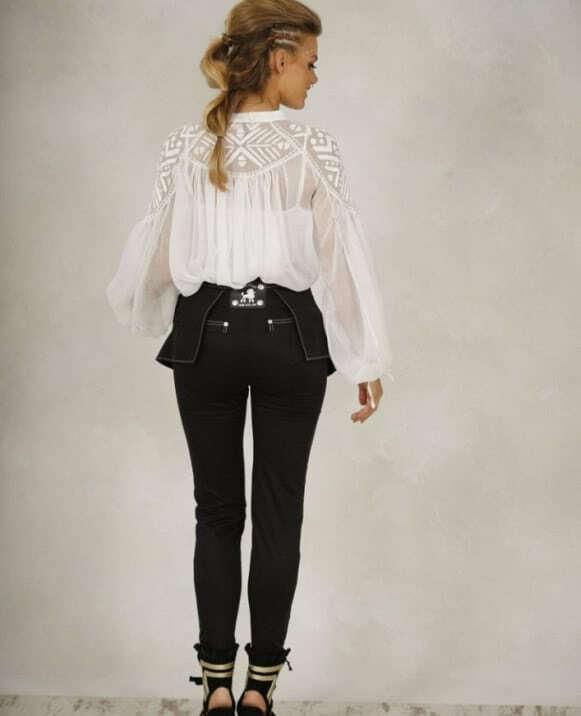Pantalón cordones 1307