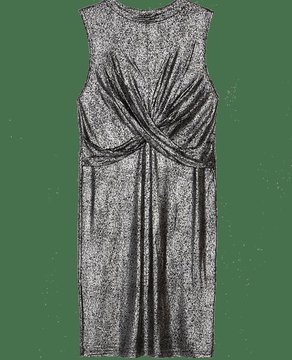 vestido corto punto