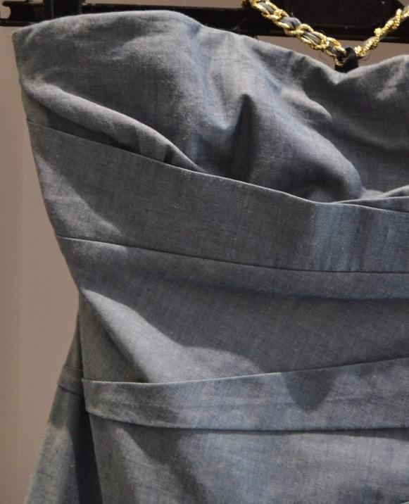 Vestido GUESS BY MARCIANO cuello cadena
