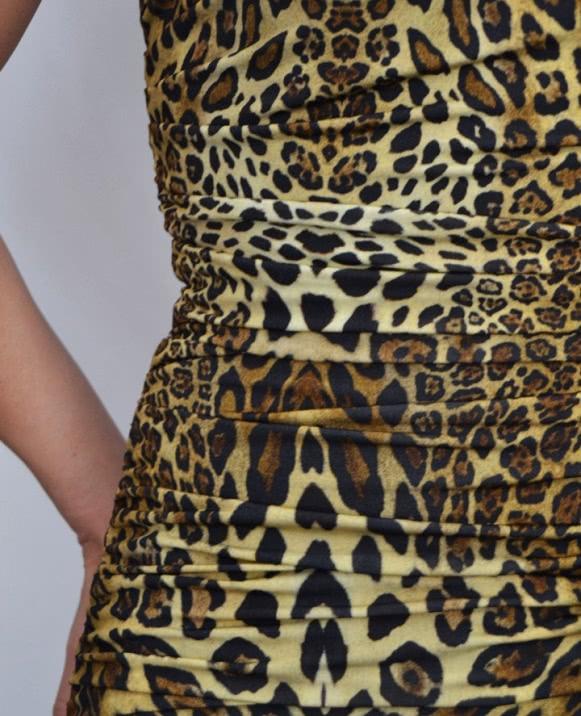 Vestido GUESS BY MARCIANO leopardo