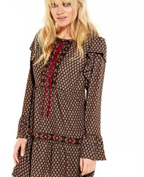 Vestido SIENNA BK22.3