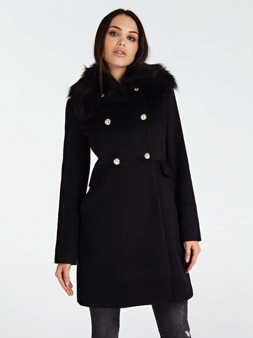 Botones de un abrigo