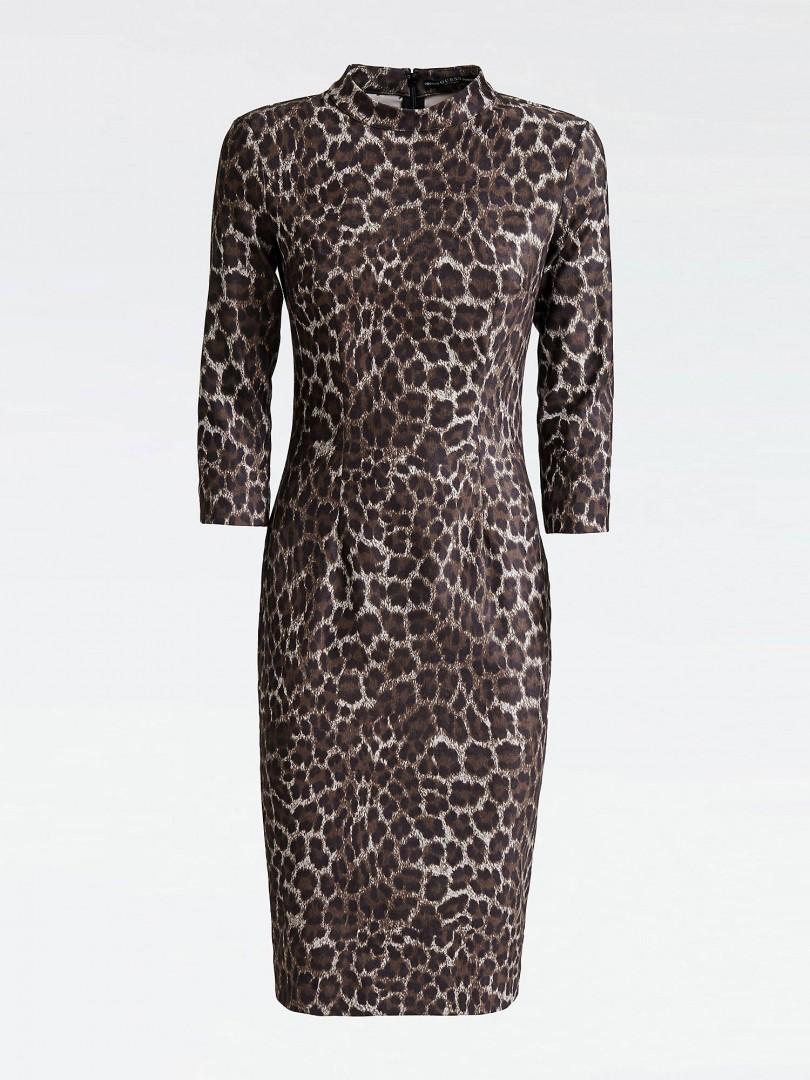 VESTIDO GUESS ANIMAL PRINT   Guinea Fashion Chic
